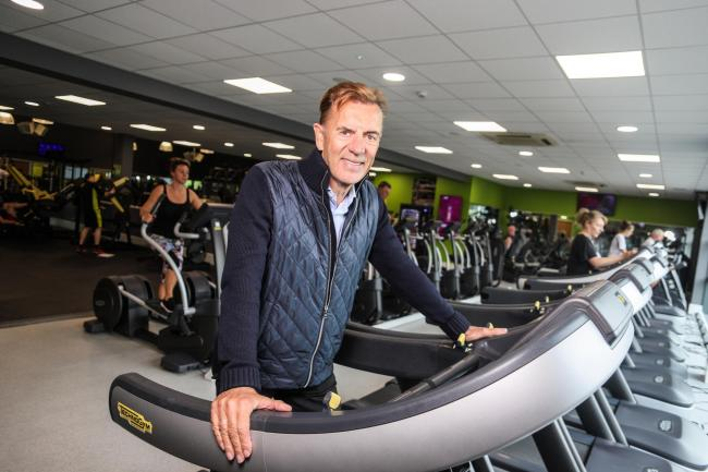 Duncan Bannatyne, who will be returning as CEO of his health club business  Picture: NEIL DENHAM