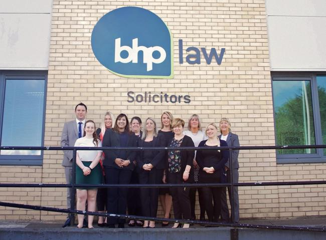 Court of Protection team at BHP law