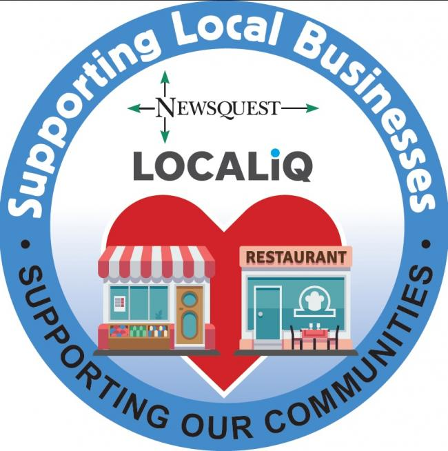 Campaign launched 'supporting local businesses' - claim your free advert today in one of our titles