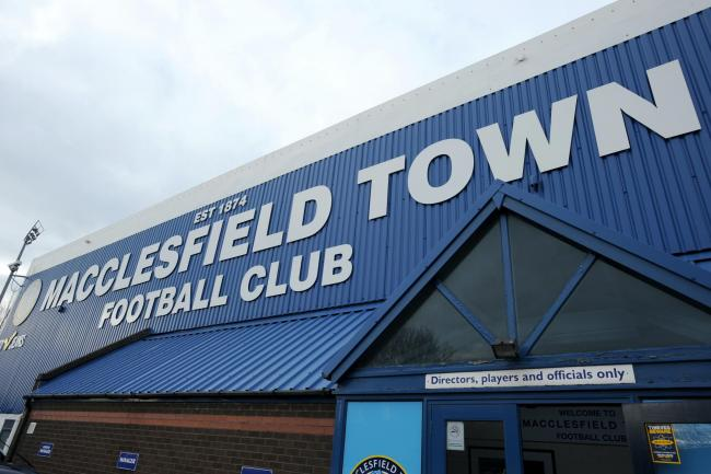 Macclesfield Town ground