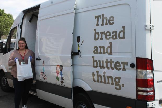 Businessiq: The Society played a major role in bringing The Bread and Butter Thing charity to Darlington